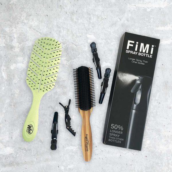 wet brush eco biodegradable detangling