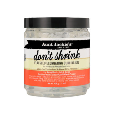 aunt jackie's don't shrink elongating gel
