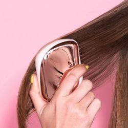 Tangle Teezer - Compact Styler - HOLOGRAPHIC PINK